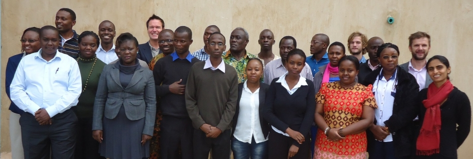 TEEB training Nairobi July 2014
