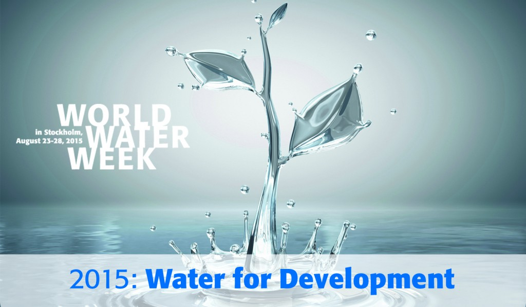 World-Water-Week-2015